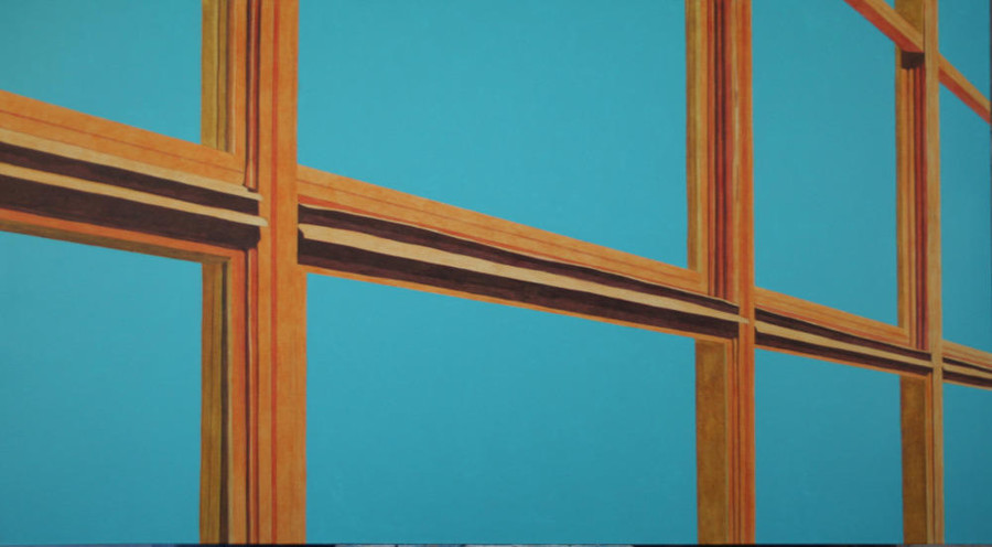19.09.1987, 2008, 110x200 cm, acrylic on canvas