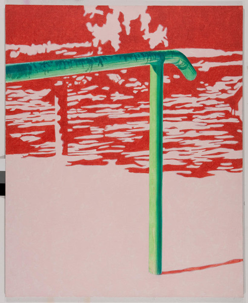 15.09.1988, 2008, 160x130 cm, acrylic on canvas