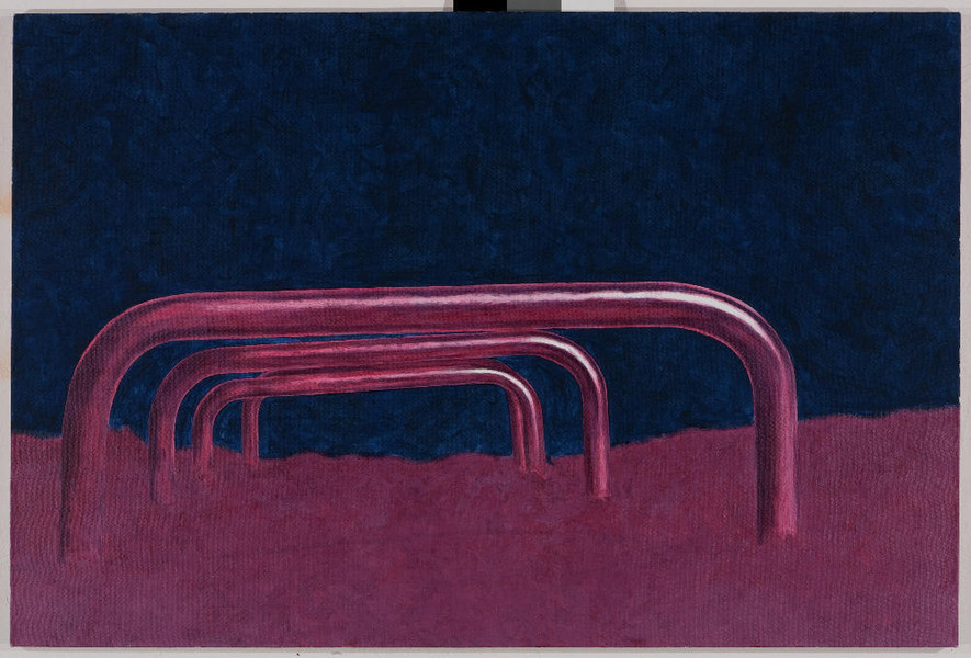 07.06.1988, 2007, 80x120 cm, acrylic on canvas