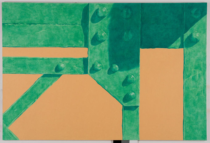 05.12.1988, 2008, 115x170 cm, acrylic on canvas